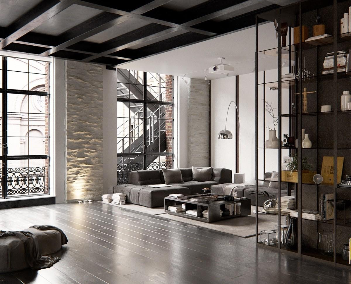 Chic Cozy Cosmopolitan Lofts