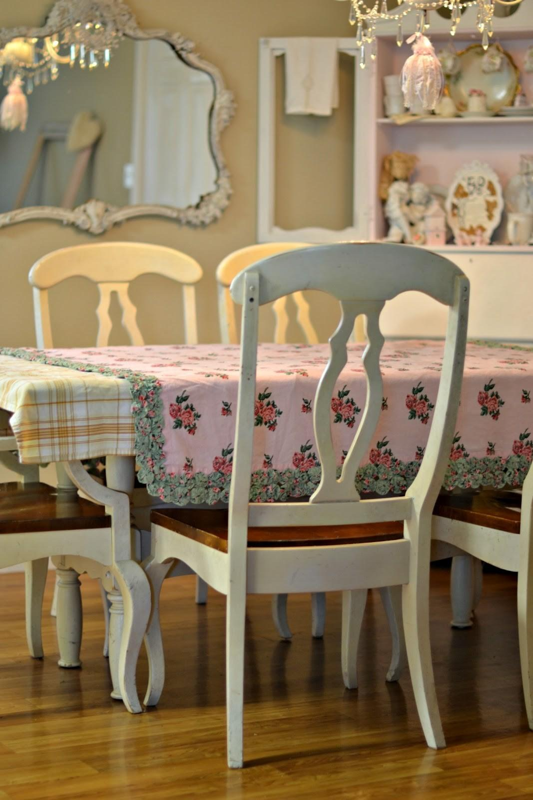 Chic Decor Love Cottage Dining Rooms Beautiful