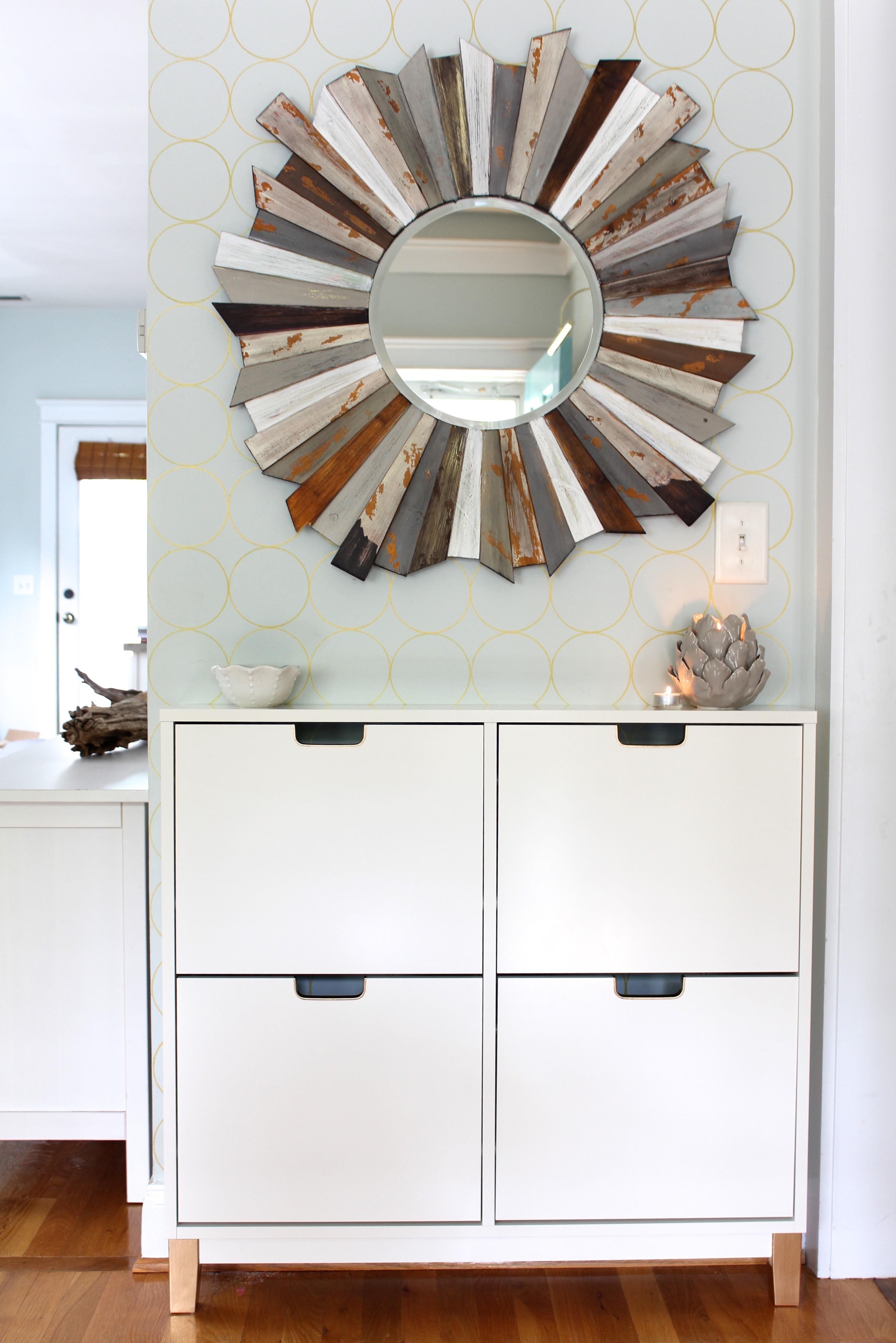 Chic Entryway Hack Simple Stylings