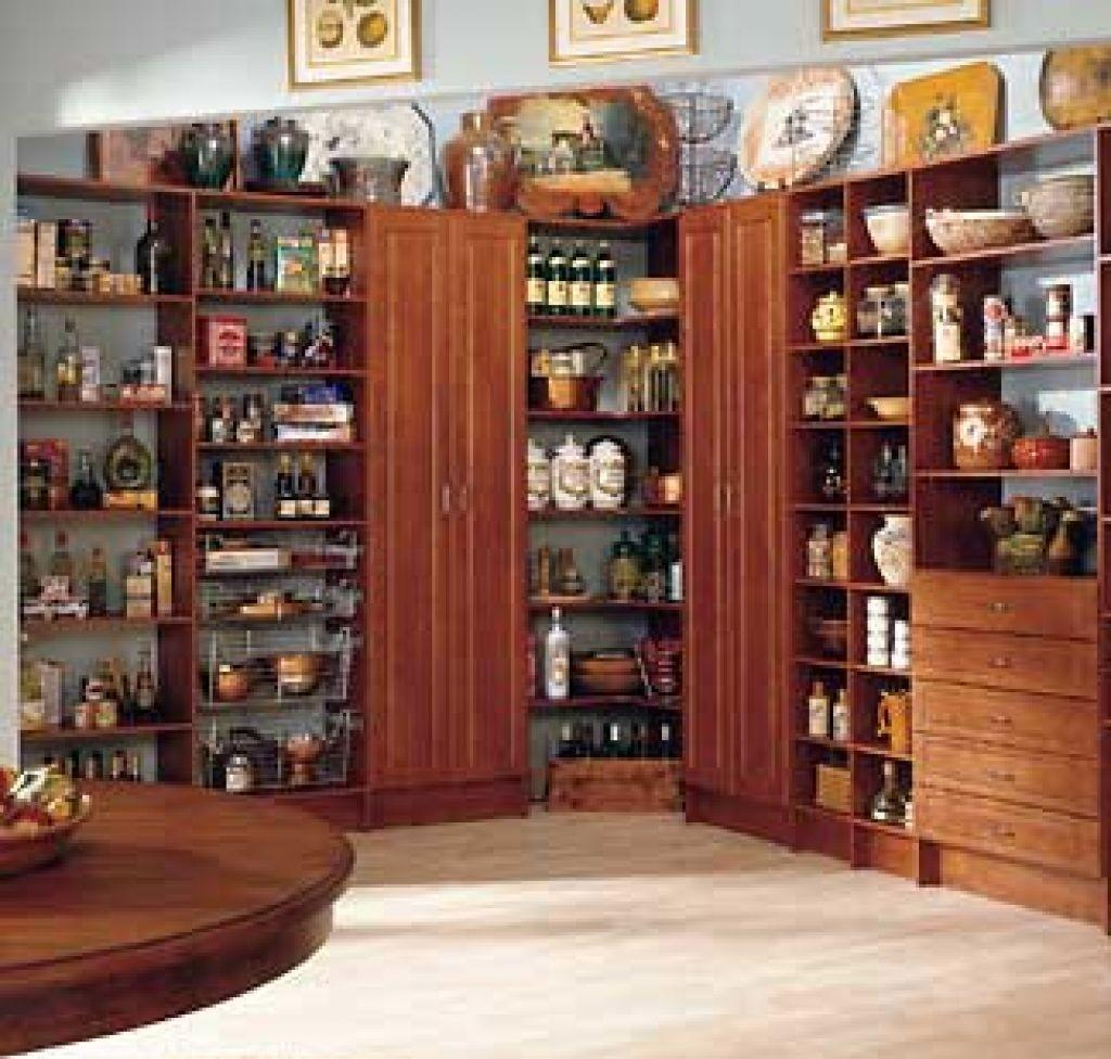 Chic Kitchen Pantry Design Ideas Interior