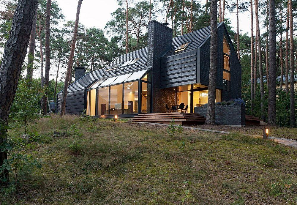 38 Inspiring Modern Forest House Design Lithuania That Will Help You Do More Look Fabulous Decoratorist