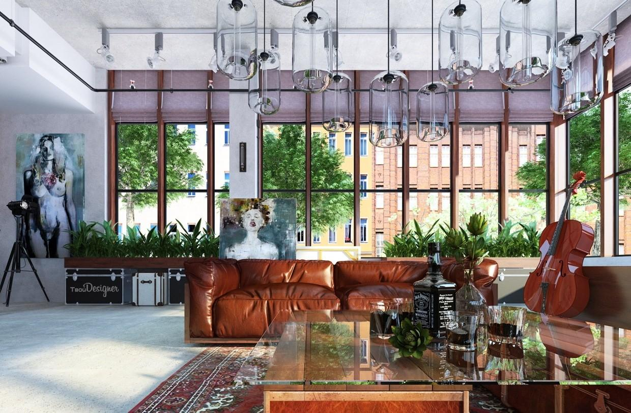 Chic Sophisticated Lofts