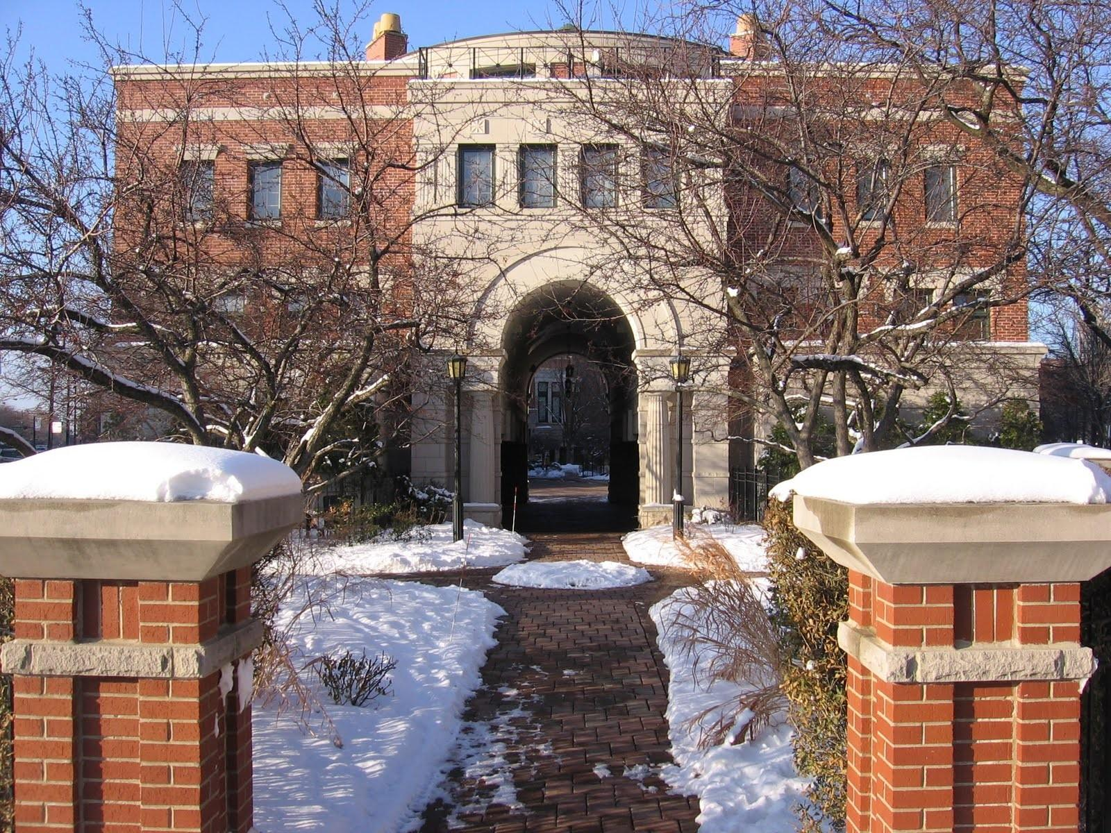 Chicago Real Estate Local 2010 Lincoln Park Townhouse