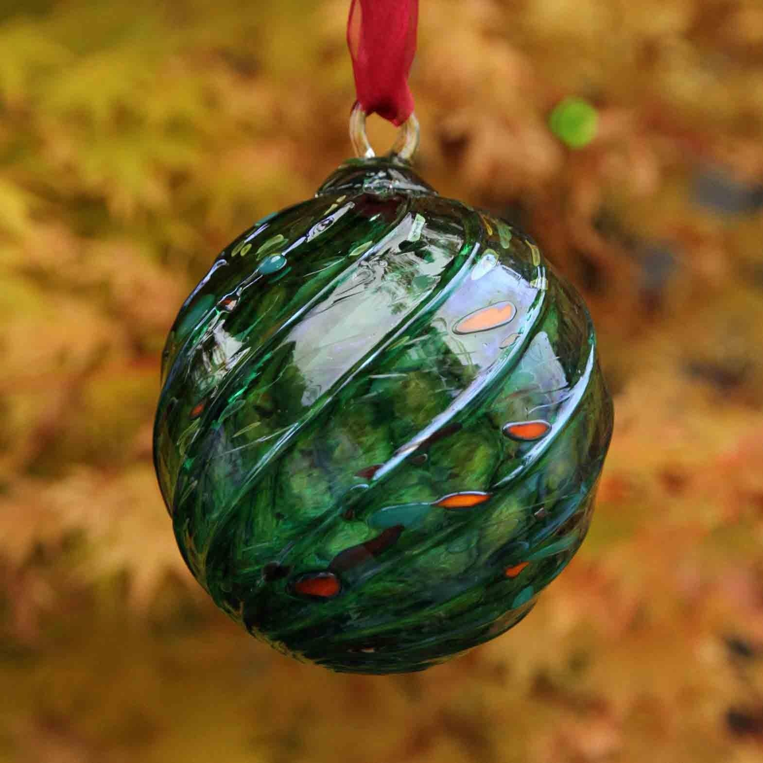 Chihuly Garden Glass Exclusive Hand Blown Ornaments