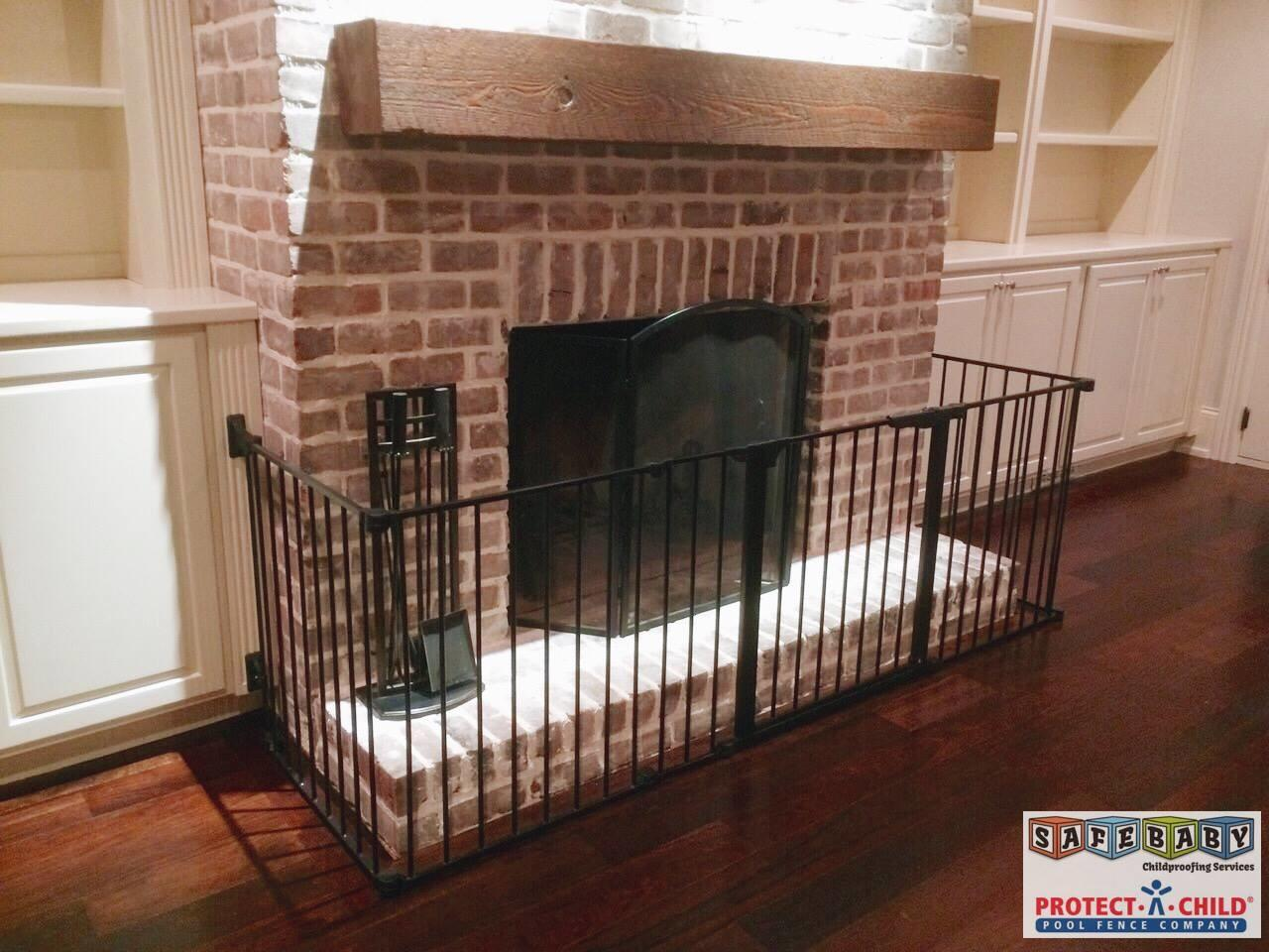 Child Proof Fireplace Gate Fireplaces