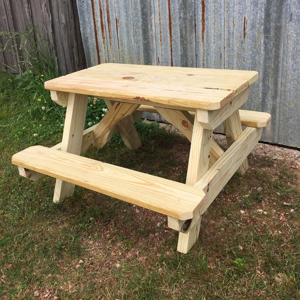 Child Small Picnic Table