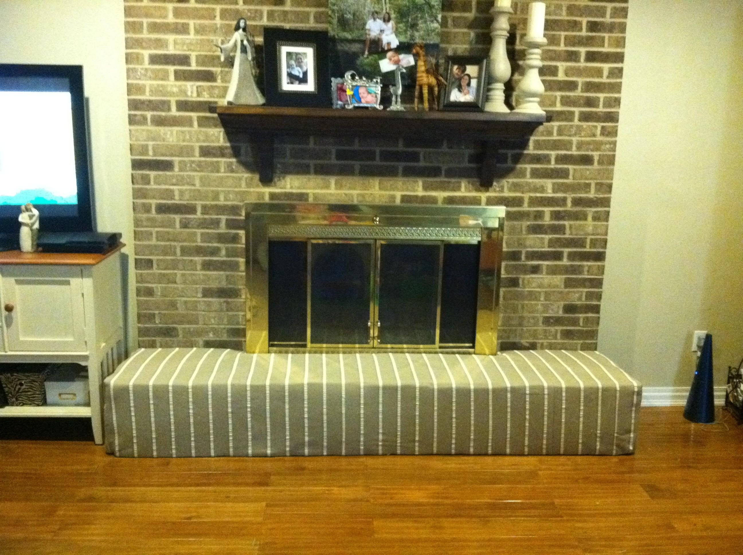 Childproof Fireplace Hearth Fireplaces