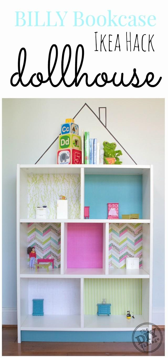 Children Bookcase Beautiful Billy Diy