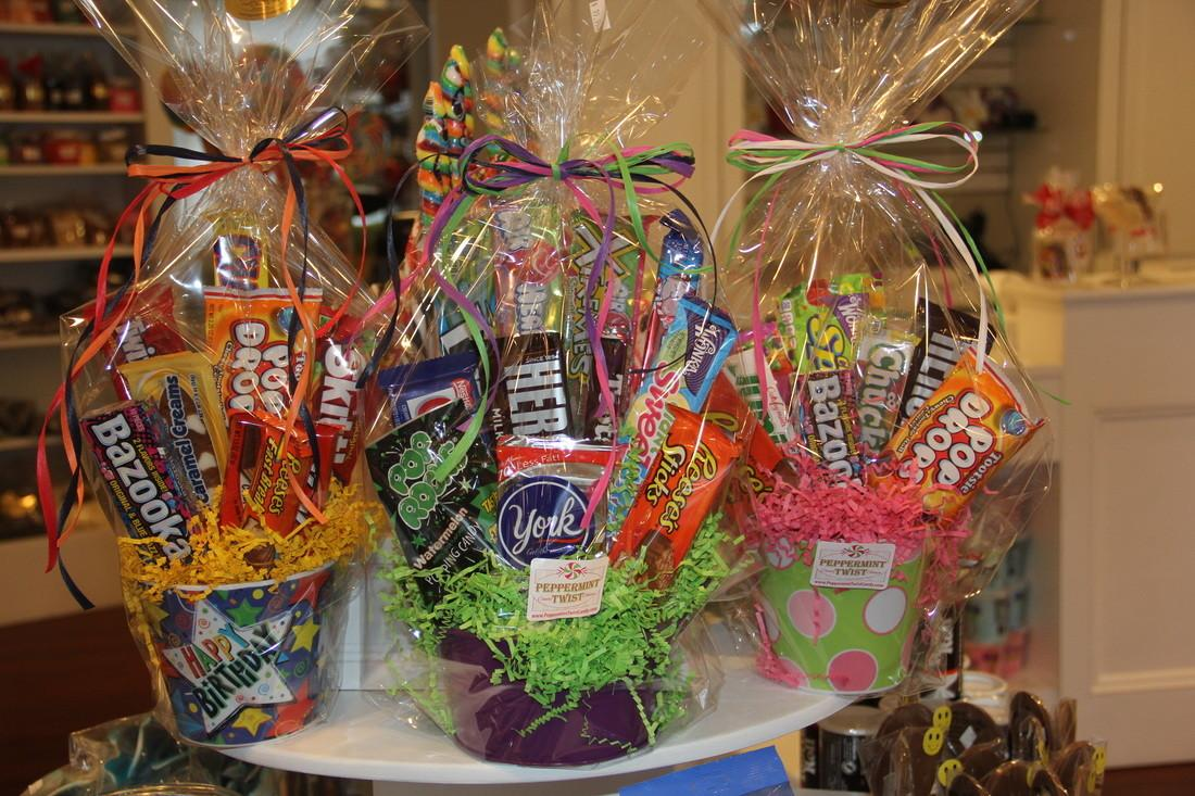 Children Gifts Party Favors Peppermint Twist Candy