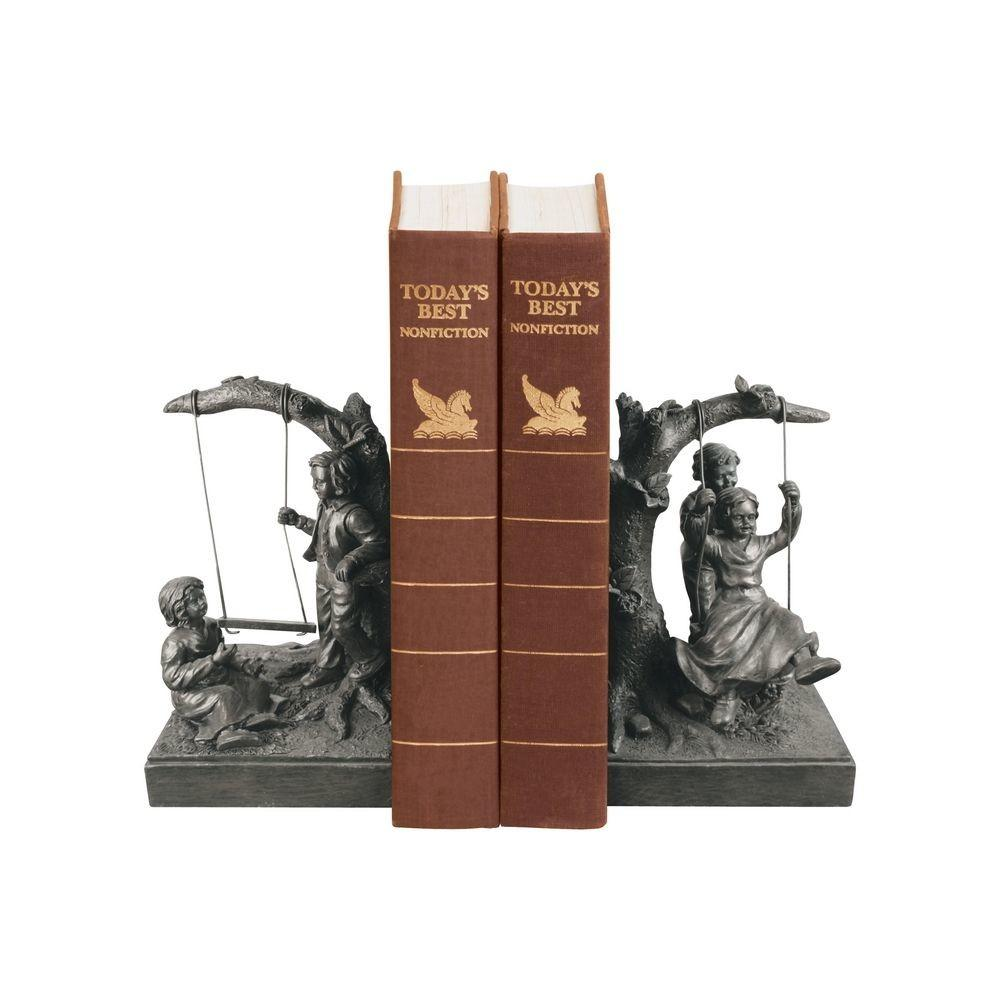 Children Play Decorative Bookend Set 7451