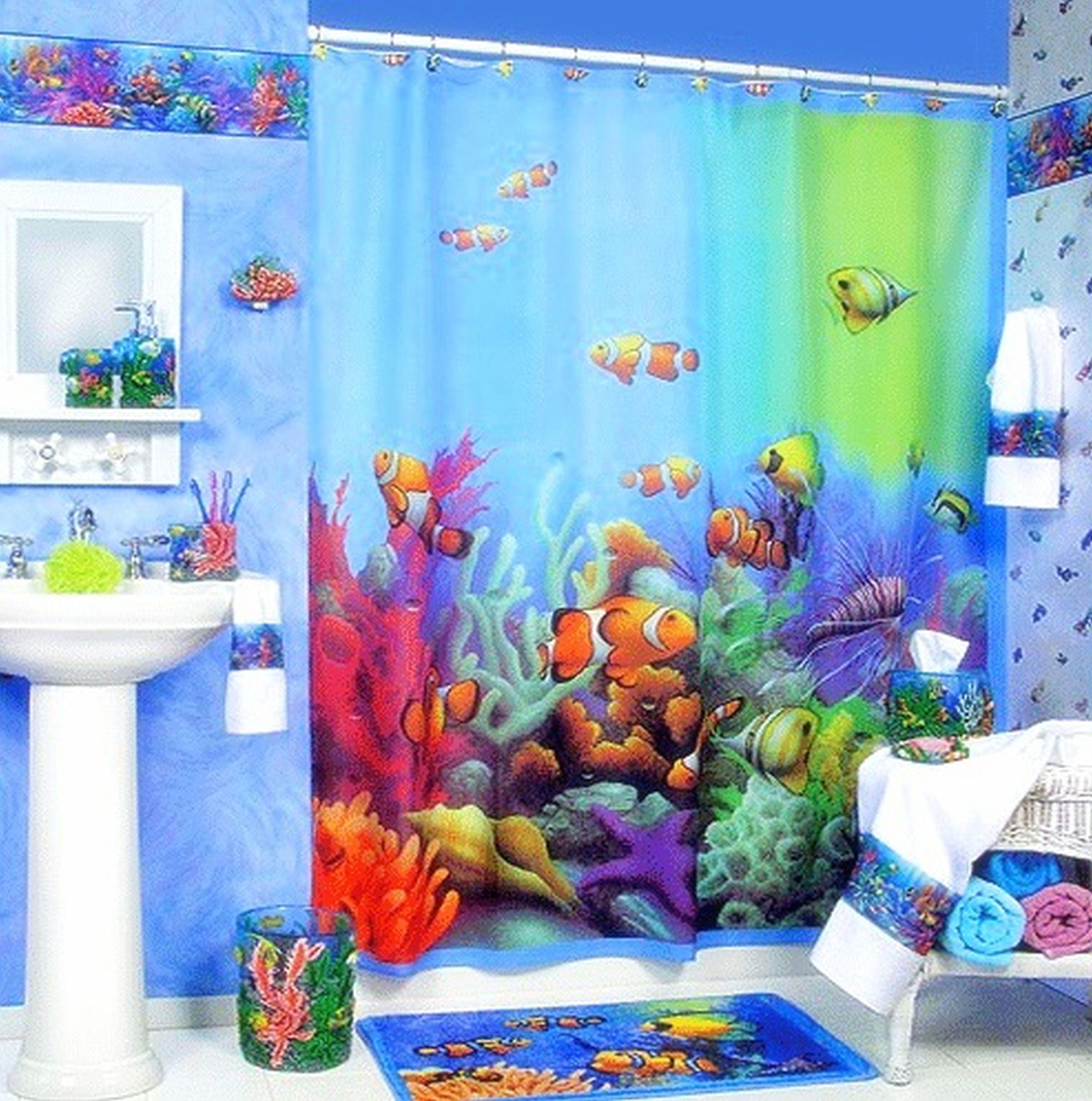 Childrens Bathroom Decor Walmart Only Mainstays