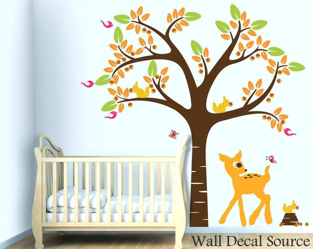 Childrens Bedroom Wall Decals Contemporary Design Baby