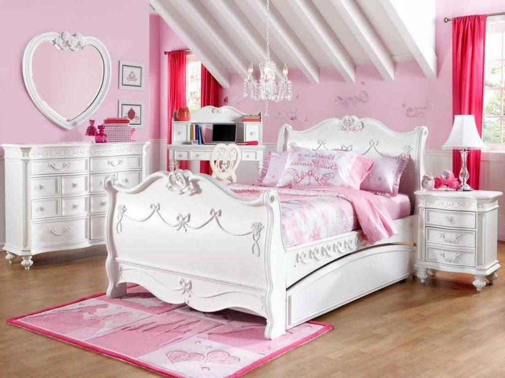 Childrens Princess Bedroom Furniture Nautical Inspired