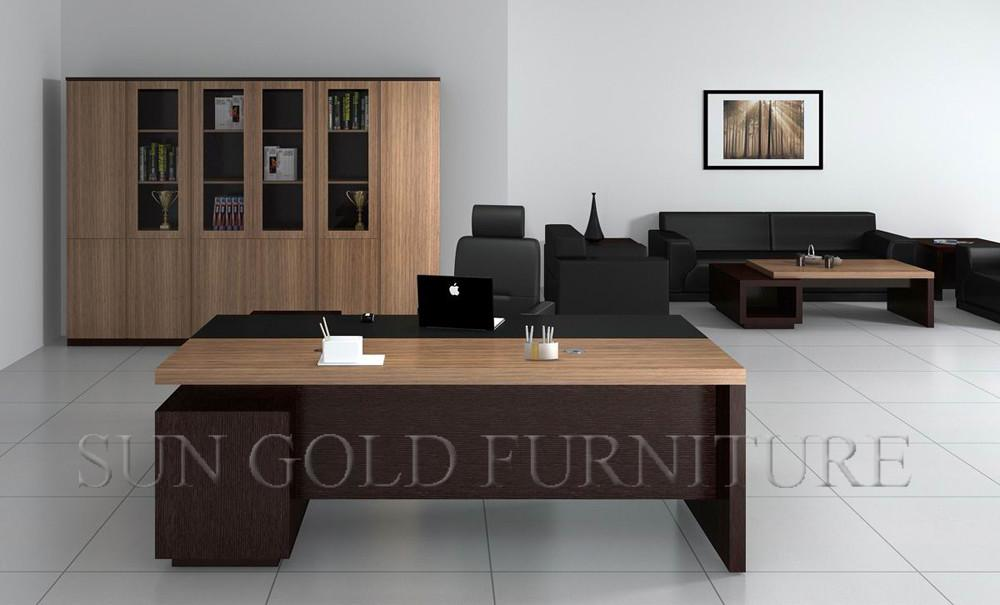 China Modern Design Luxury Office Table Executive Desk