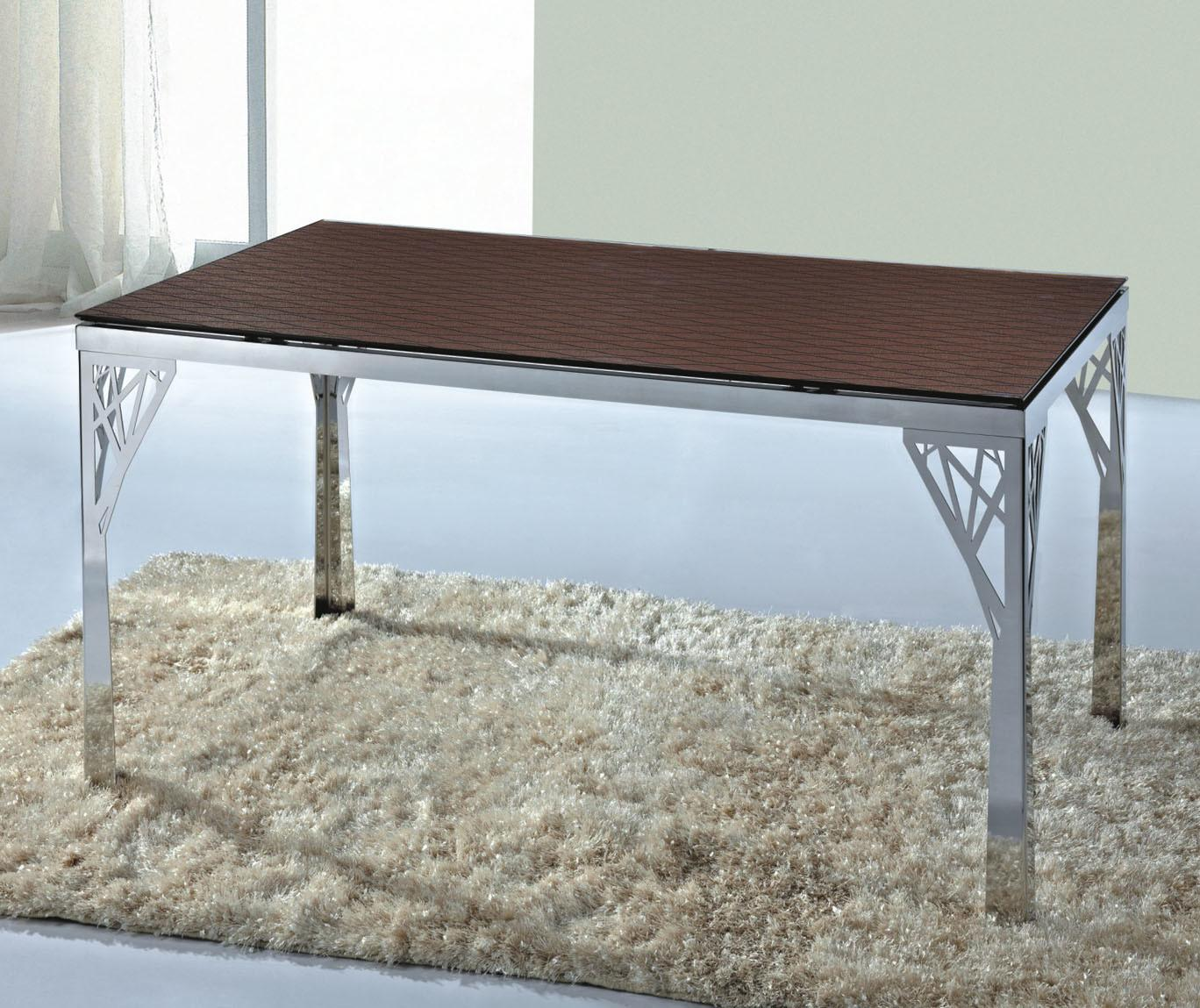 China Stainless Steel Table Dining 3930