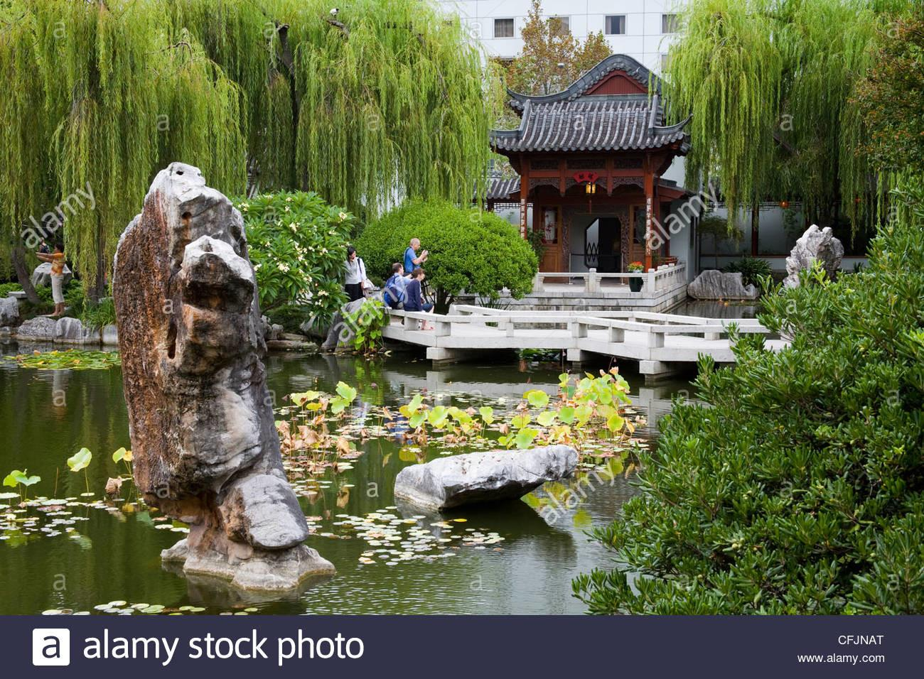 Chinese Garden Friendship Darling Harbour Central