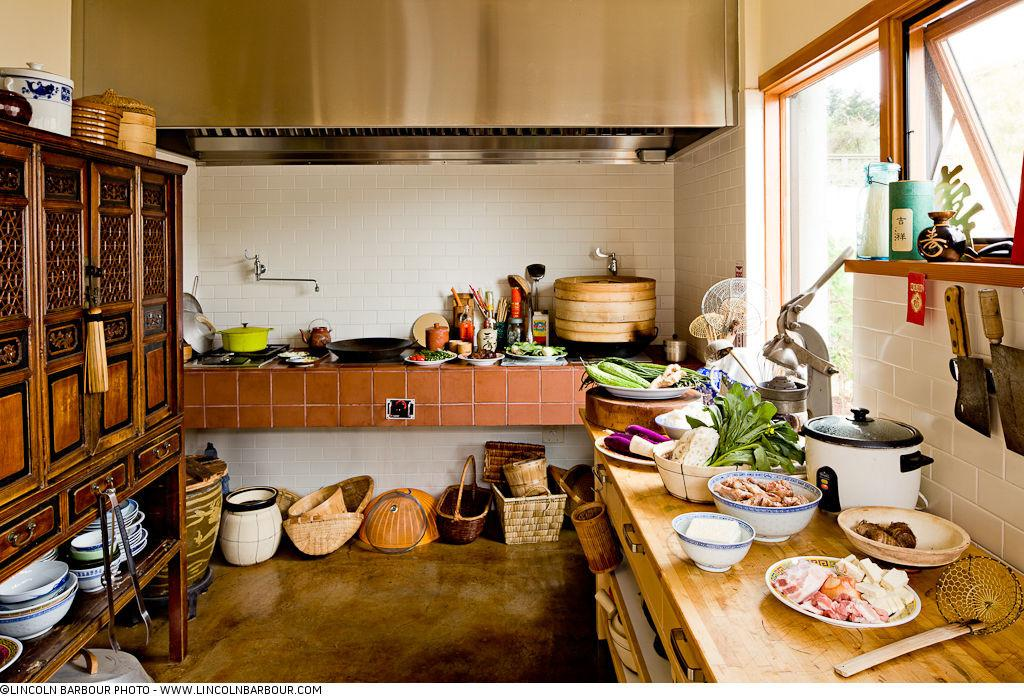 Chinese Kitchen Oregon Home Lincoln Barbour