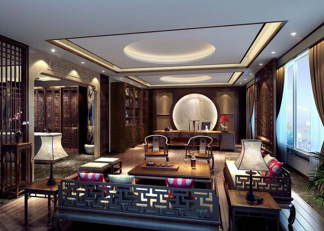 Chinese Living Room Furniture Winsome Exterior Home Office