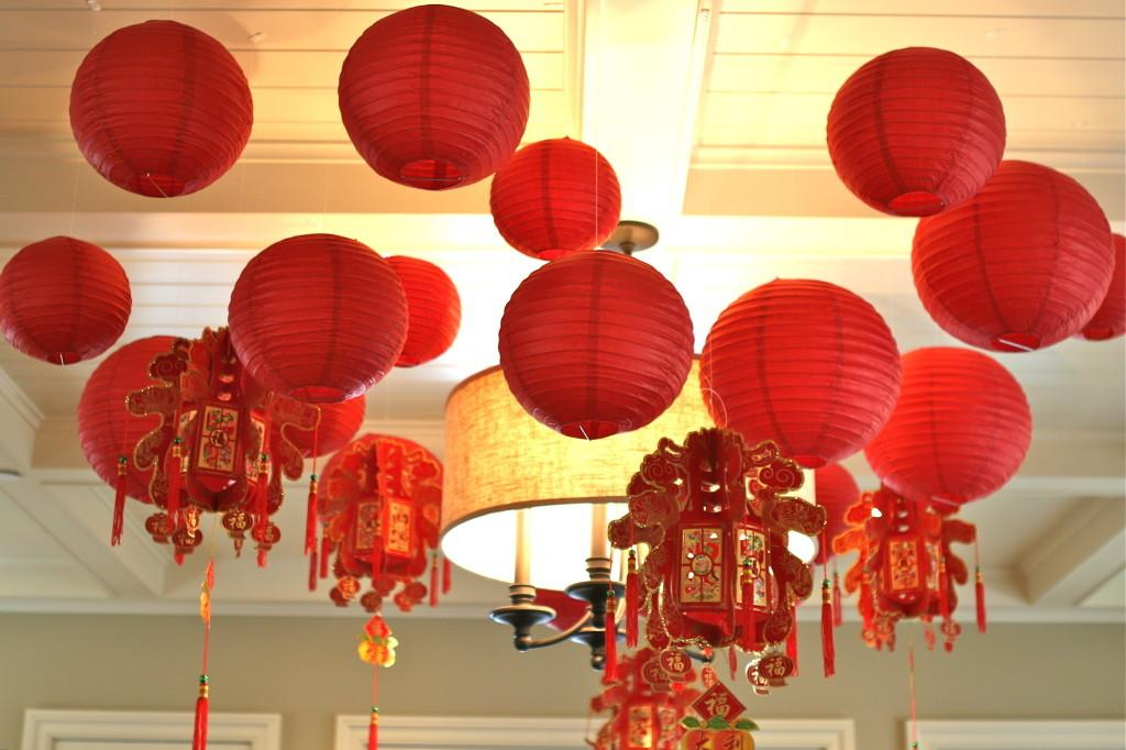 Chinese New Year Baby Shower Project Nursery