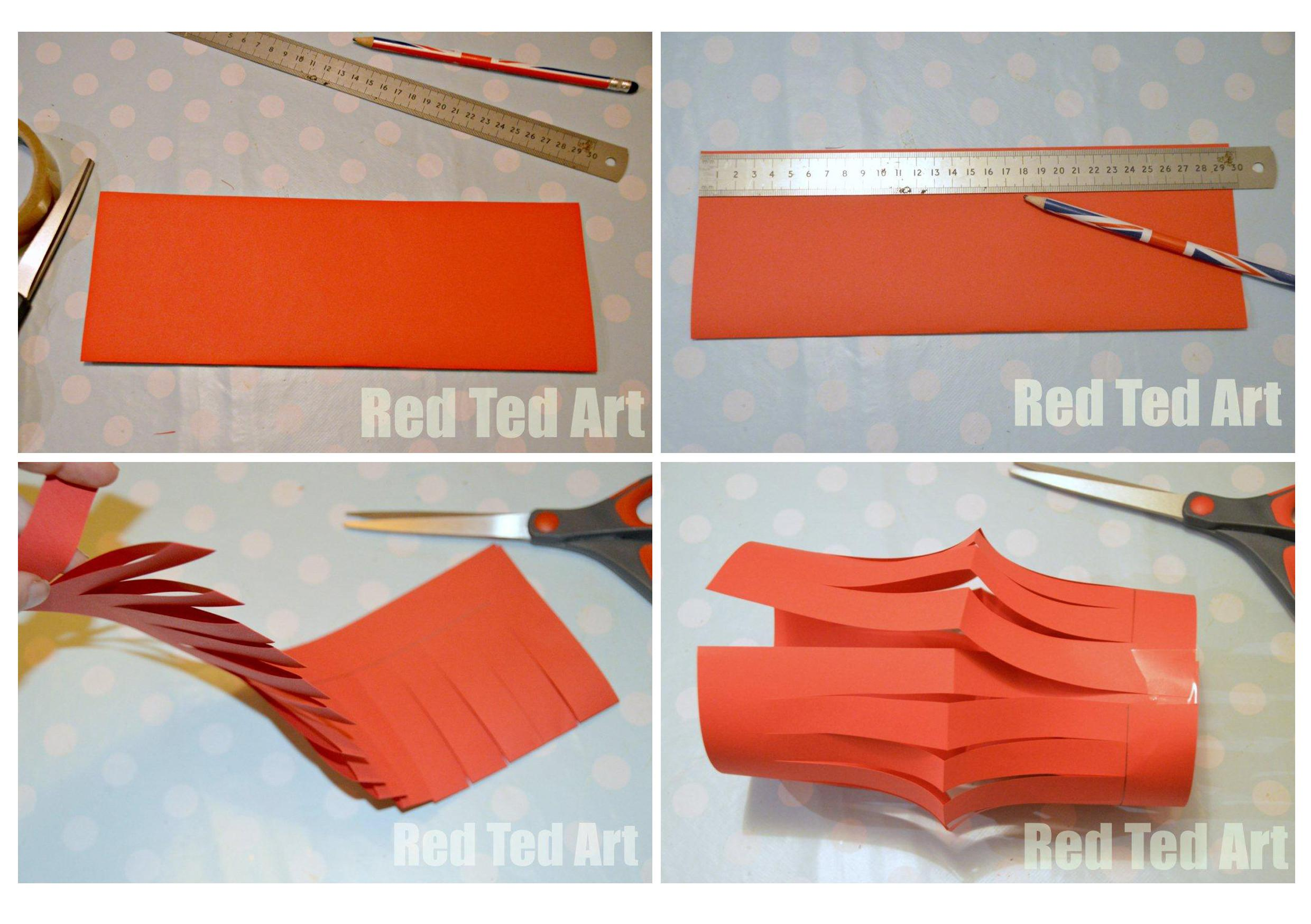 Chinese New Year Decoration Ideas Simple Origami