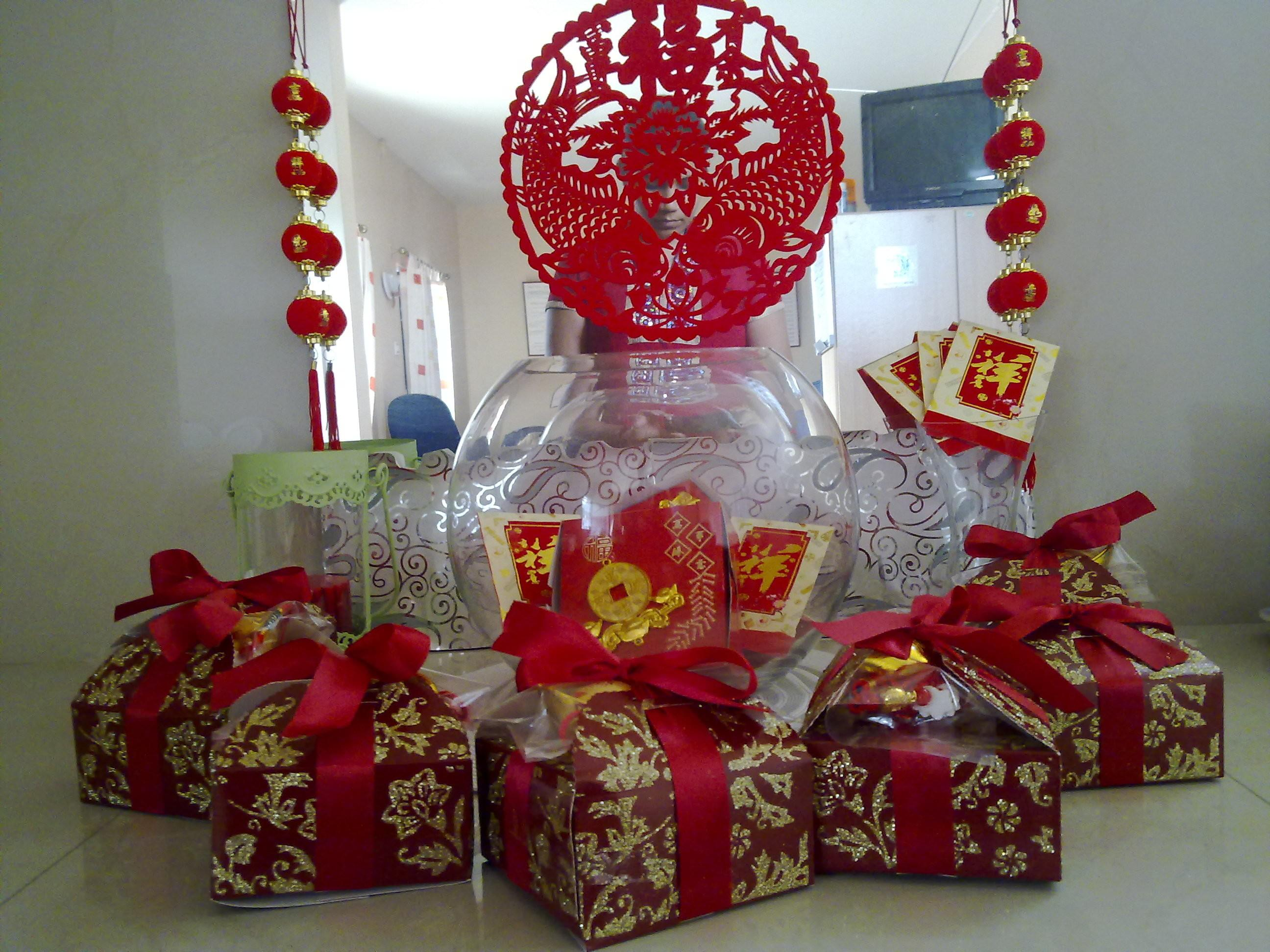 Chinese New Year Decoration Ideas Soucreations