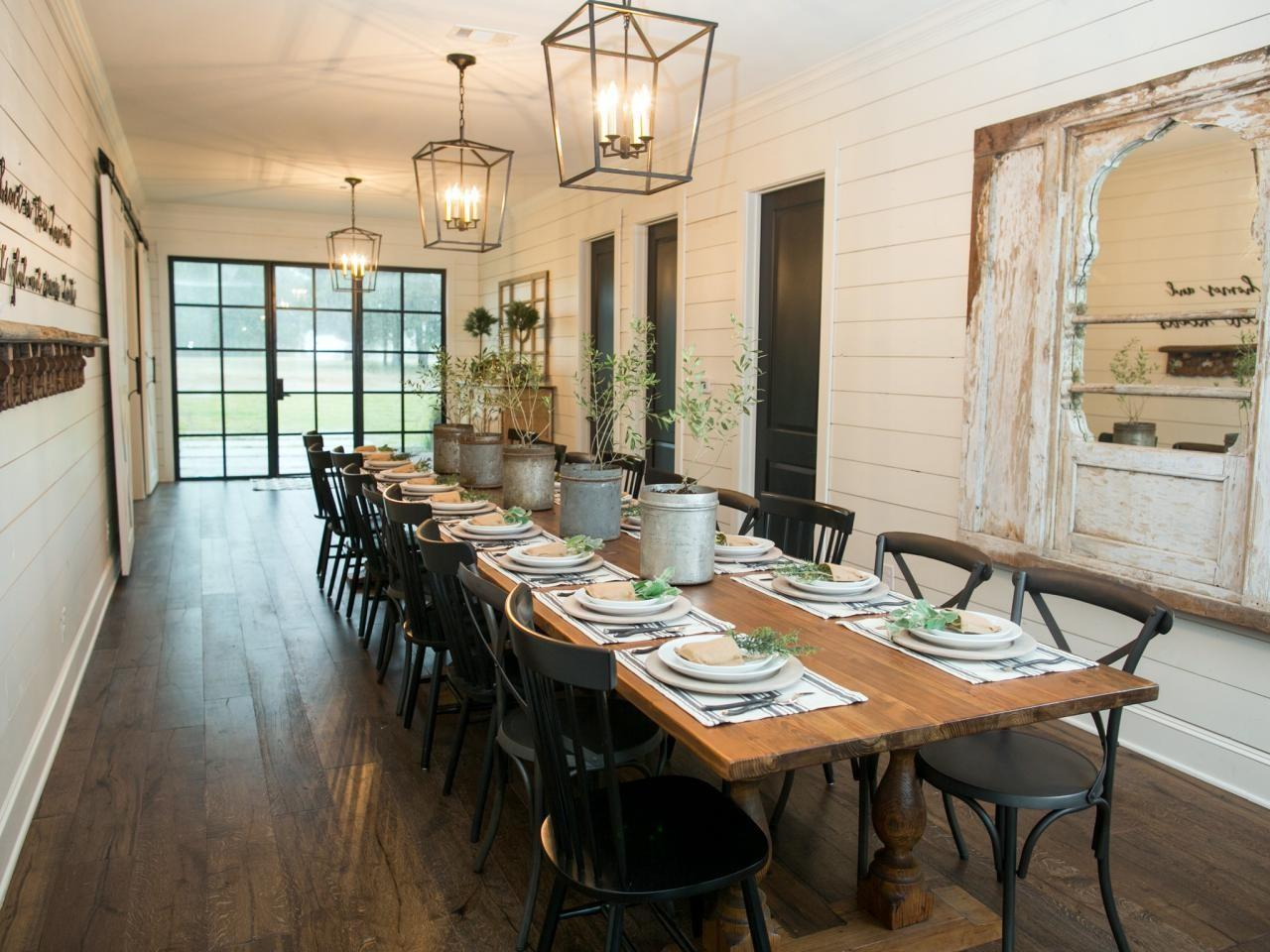 Chip Joanna Gaines Transform Barn Into Rustic Home