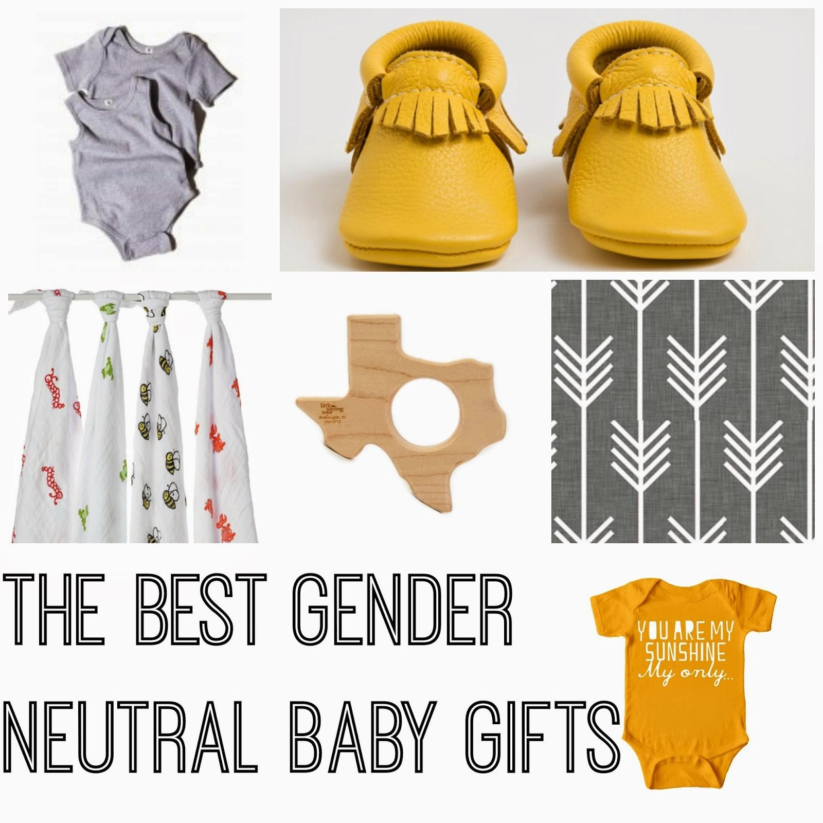 Chirping Moms Best Gender Neutral Baby Gifts