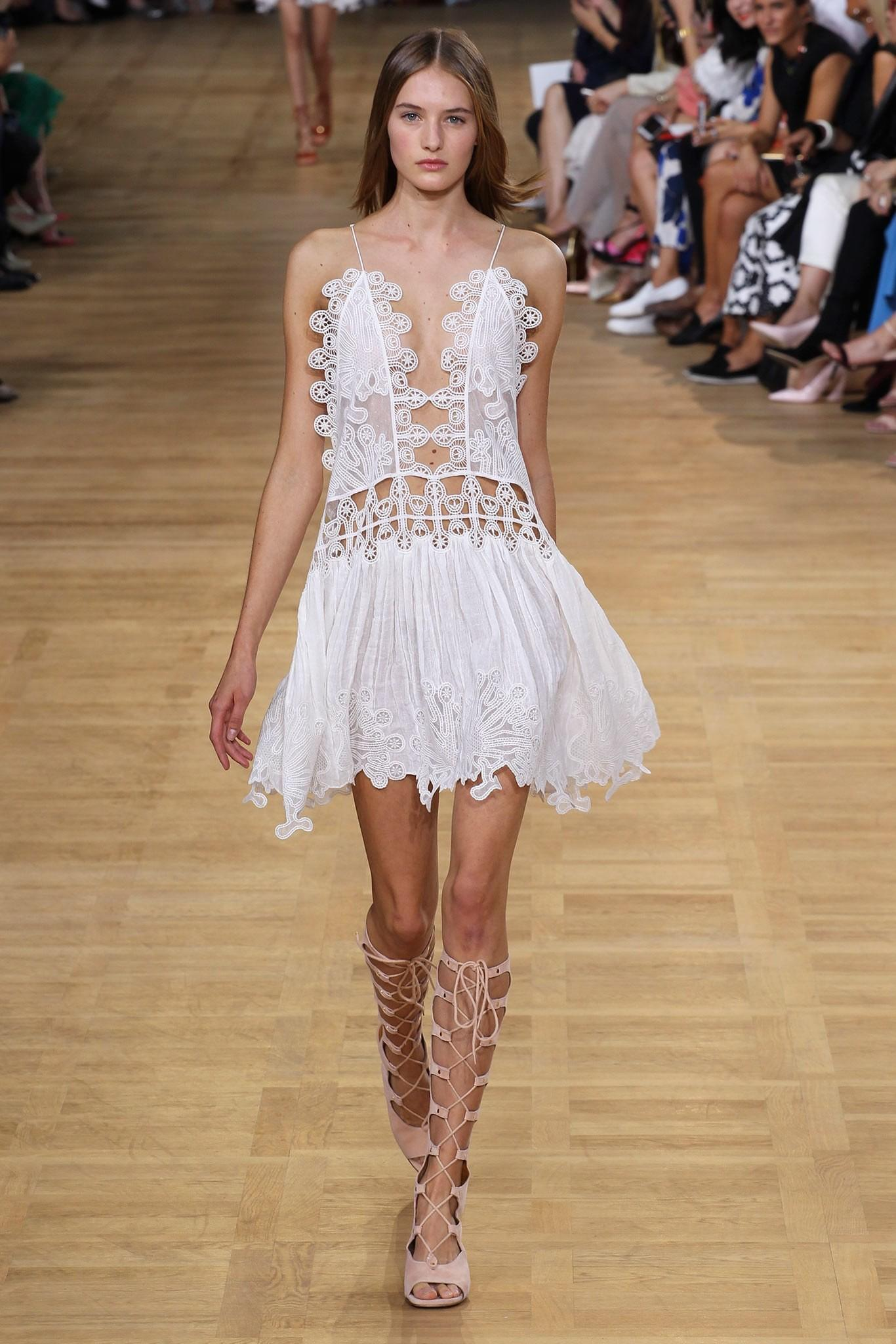 Chlo Spring 2015 Ready Wear Collection Vogue