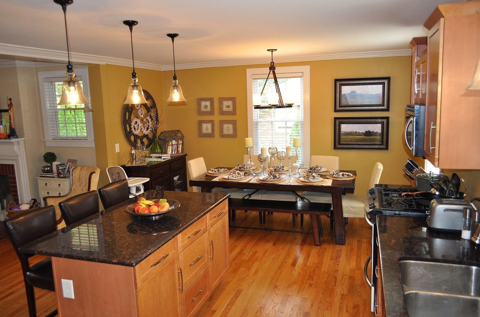 Choose Dining Room Lighting Decorating Your Kitchen