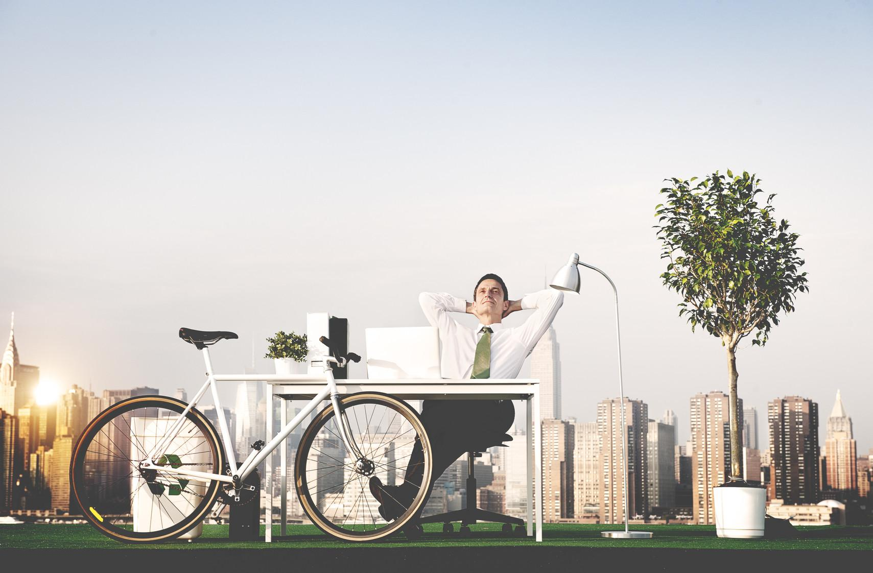 Choose Environmentally Friendly Office Furniture