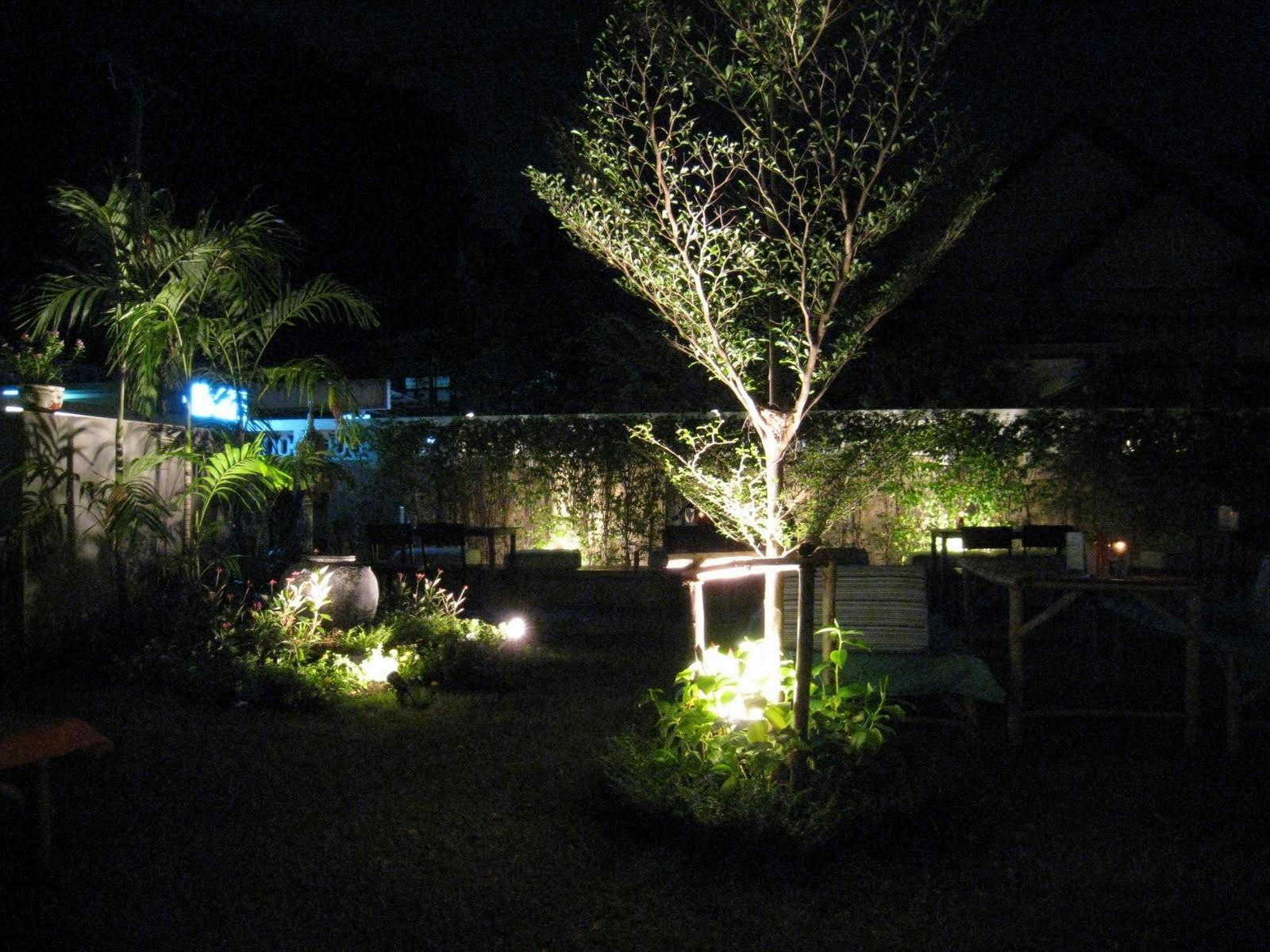 Choose Install Landscape Lighting Certified