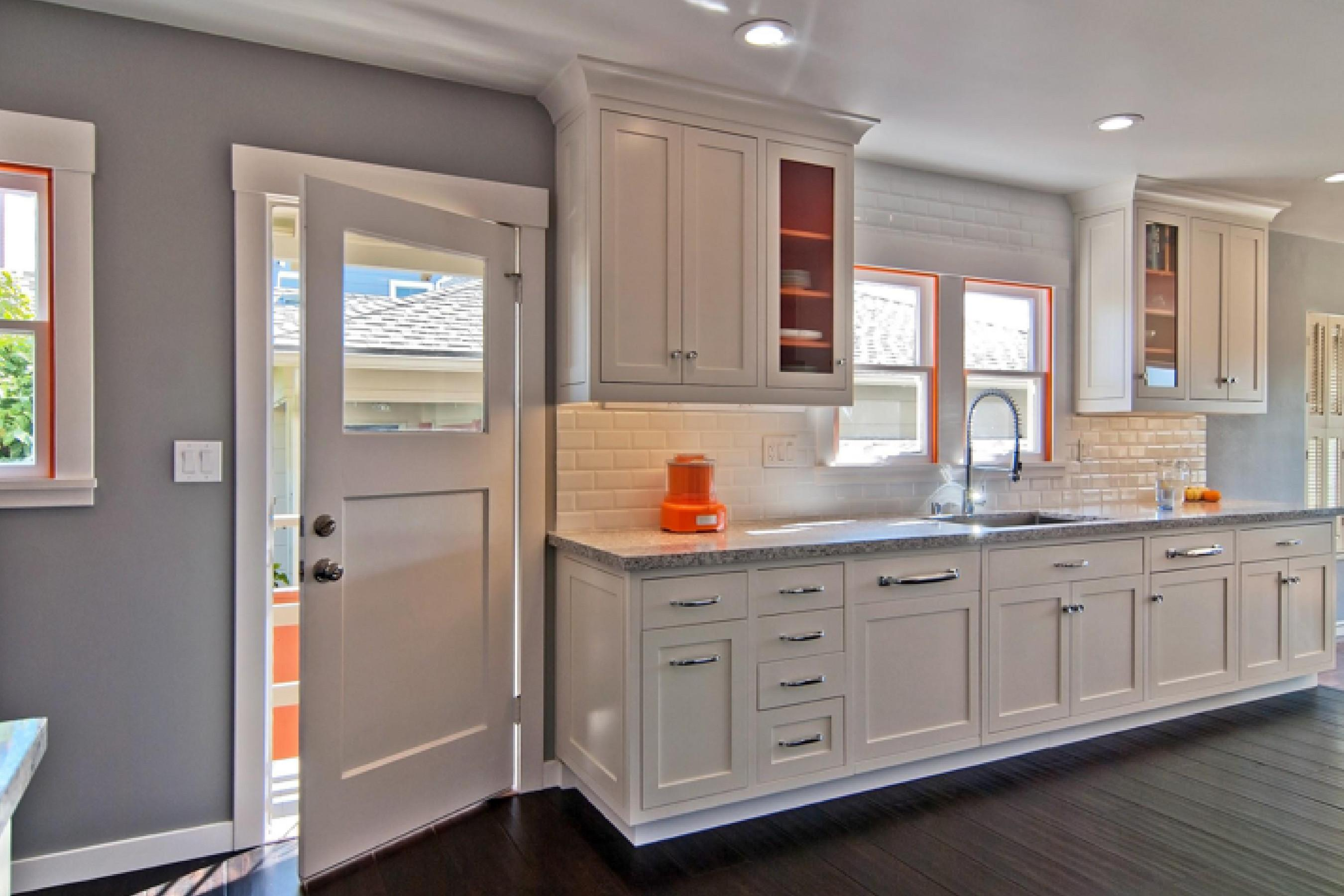 Choose Right Kitchen Cabinet Color
