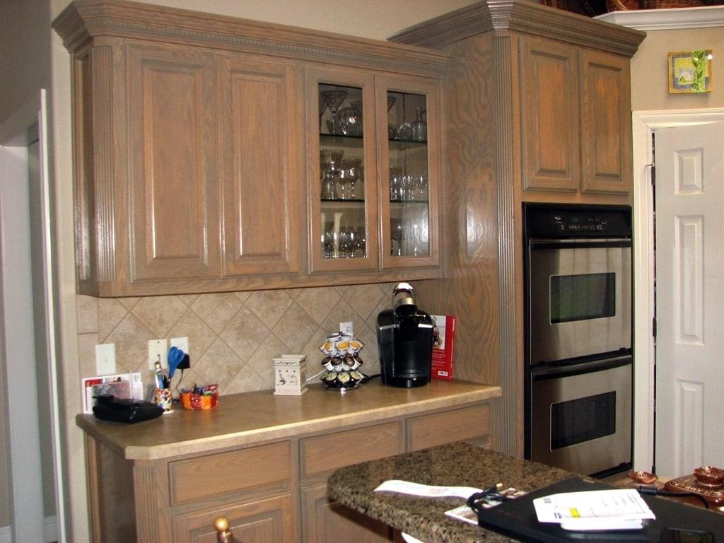 Choose Stain Color Kitchen Cabinets Smith