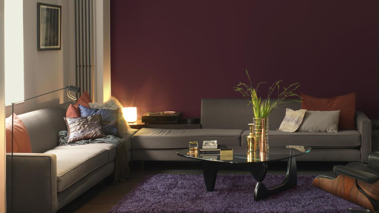 Choose Warm Hues Cosy Living Space Dulux