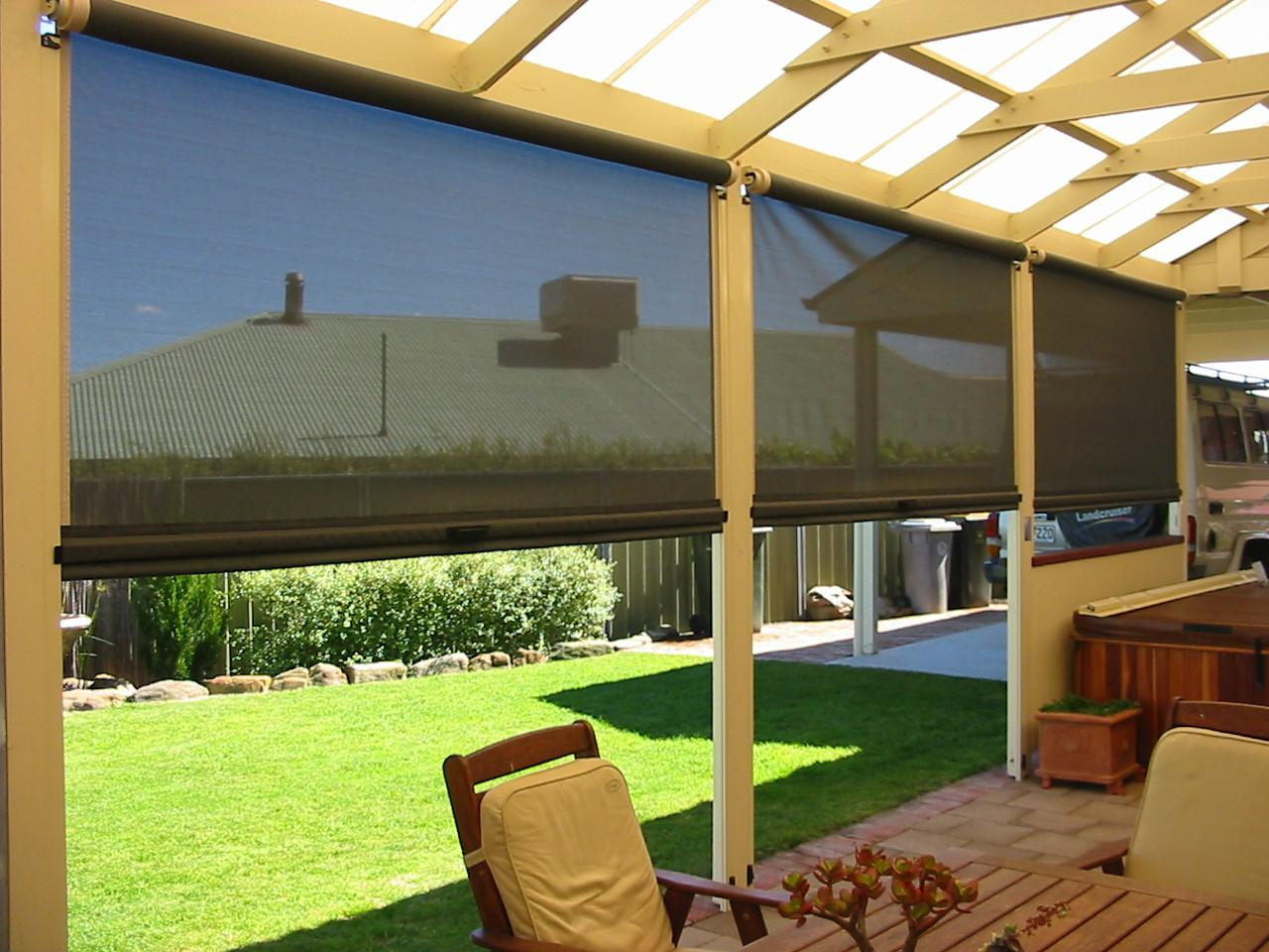 Choosing Appropriate Outdoor Blinds Your Own Home