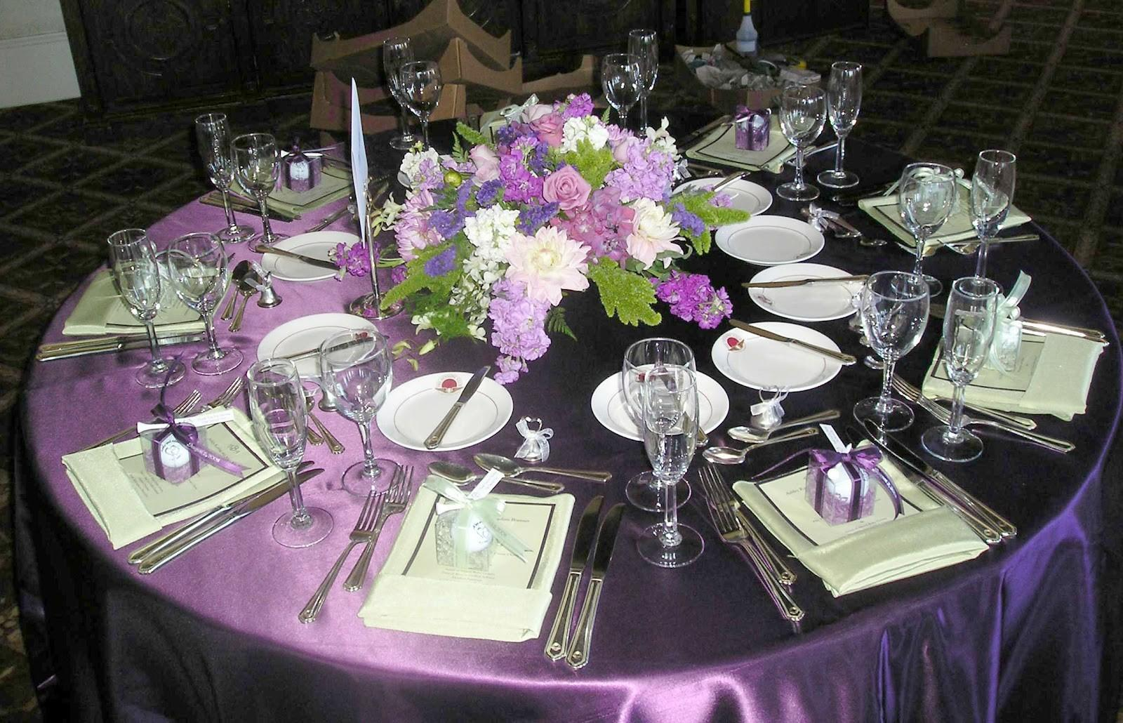 Choosing Your Wedding Color Combinations