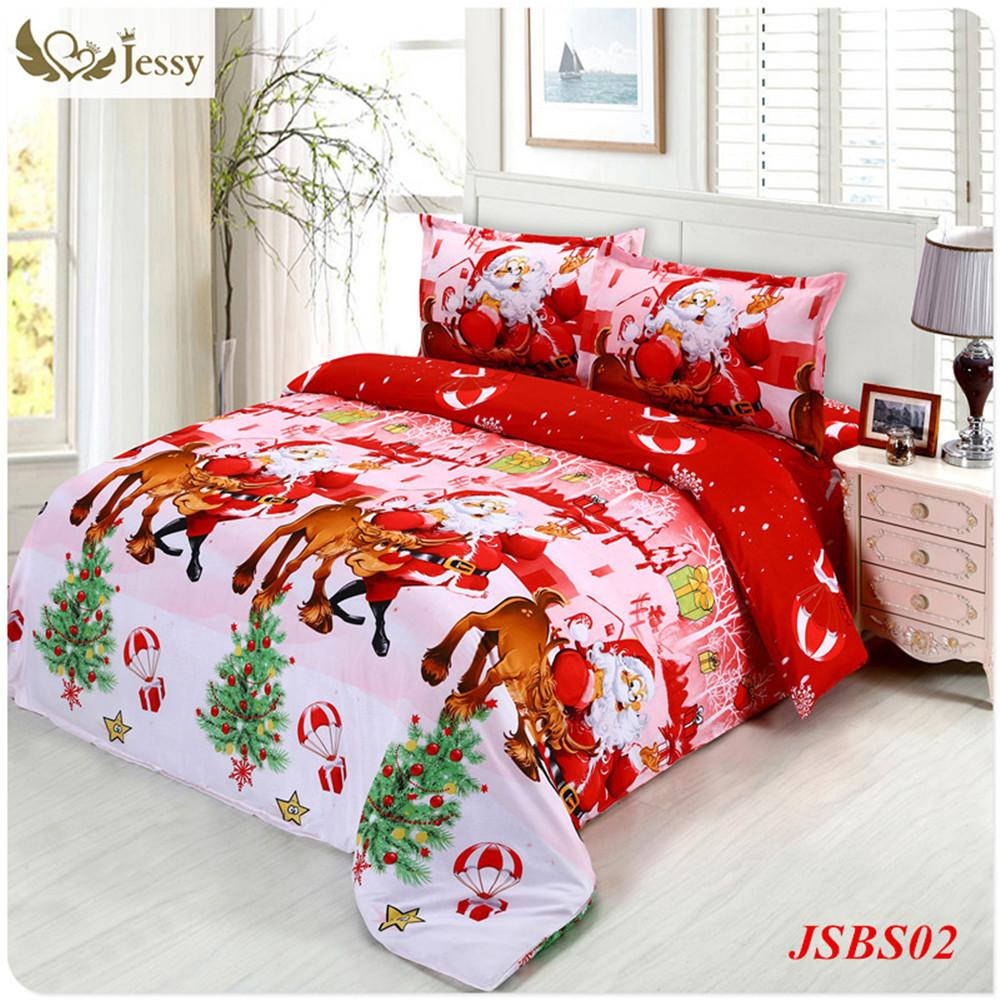 Christmas Bed Linens Gift Bedding Sets