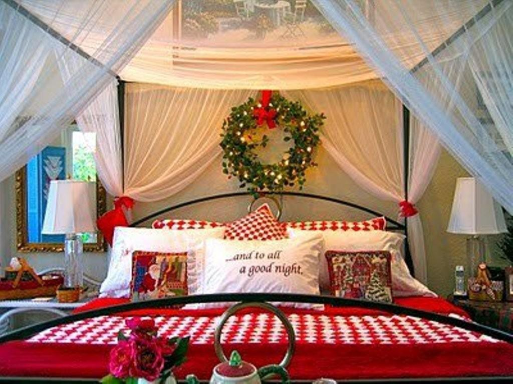 Christmas Bedding Ideas Themed Bedrooms