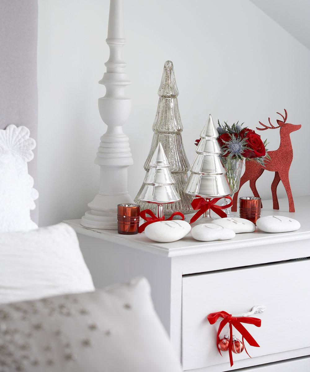 Christmas Bedroom Decorating Ideas Ideal Home