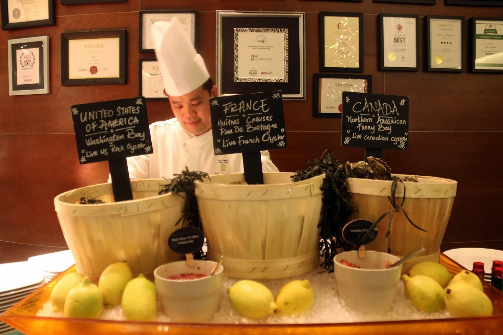 Christmas Buffet Singapore Pan Pacific Orchard Onlywilliam
