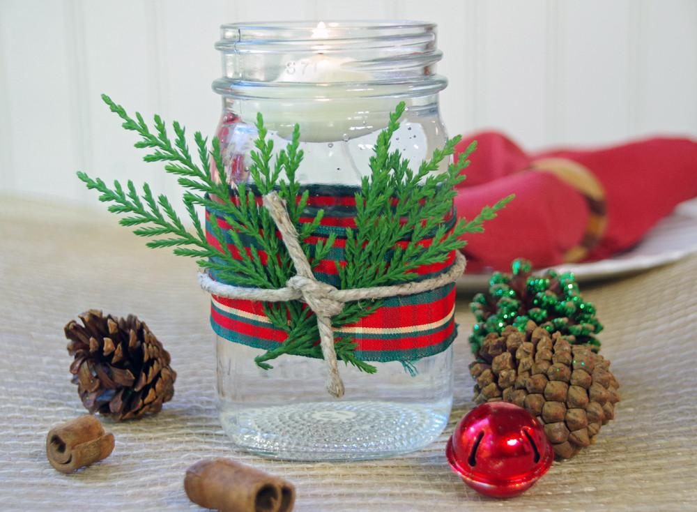 Christmas Candle Decorating Ideas Suburbia Unwrapped