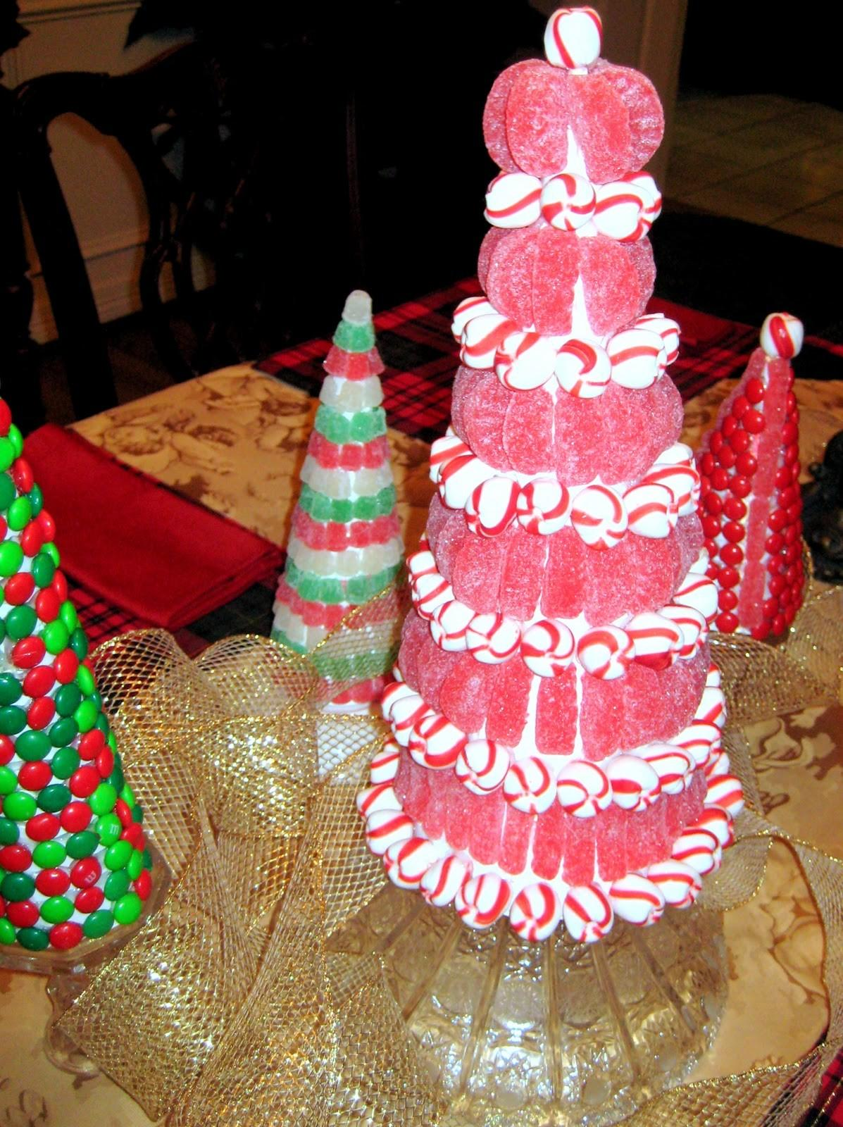 Christmas Candy Crafts Kids