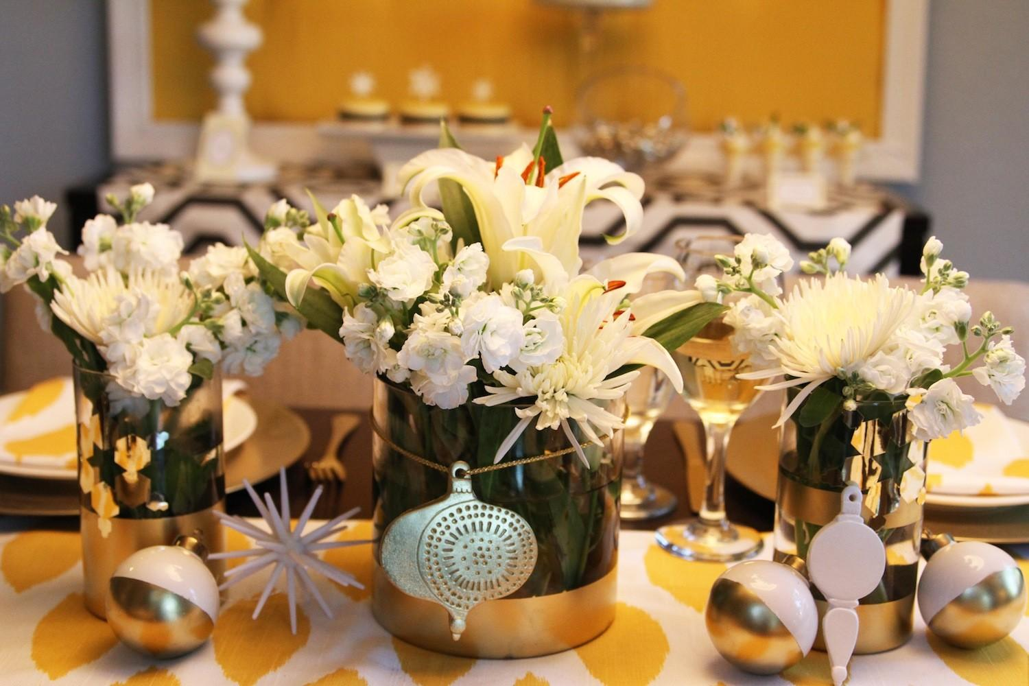 Christmas Centerpieces Table Ideas Inspire
