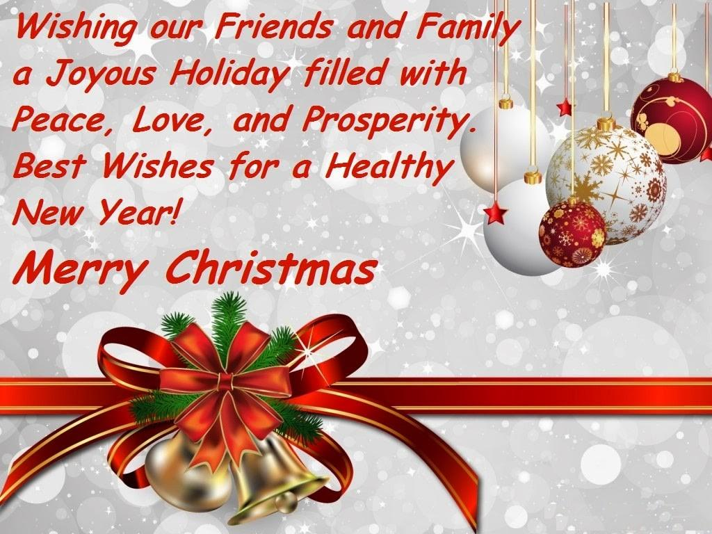 Christmas Day 2015 Happy New Year 2016 Sayings