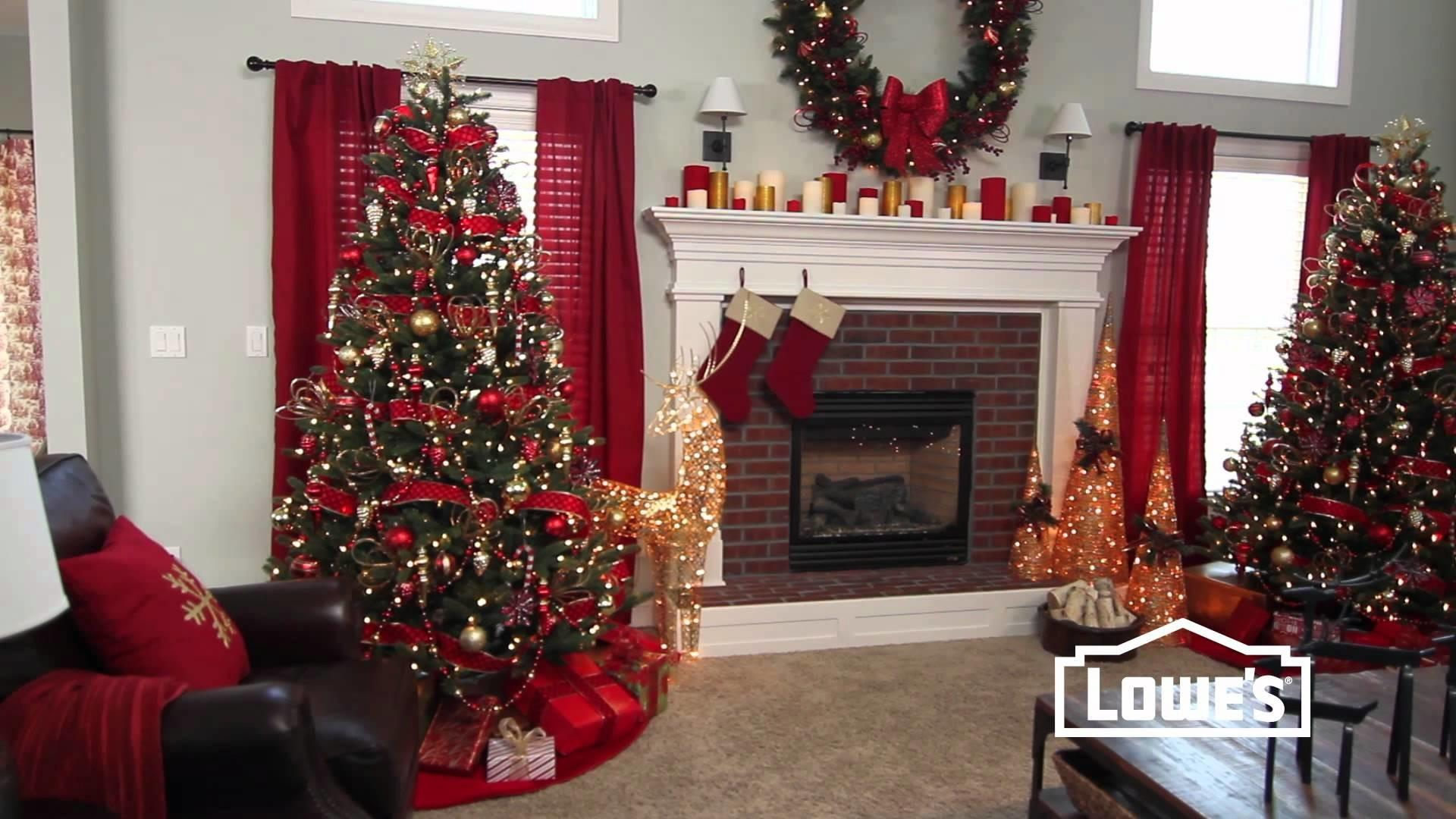 Christmas Decorating Tips Lowe Creative Ideas