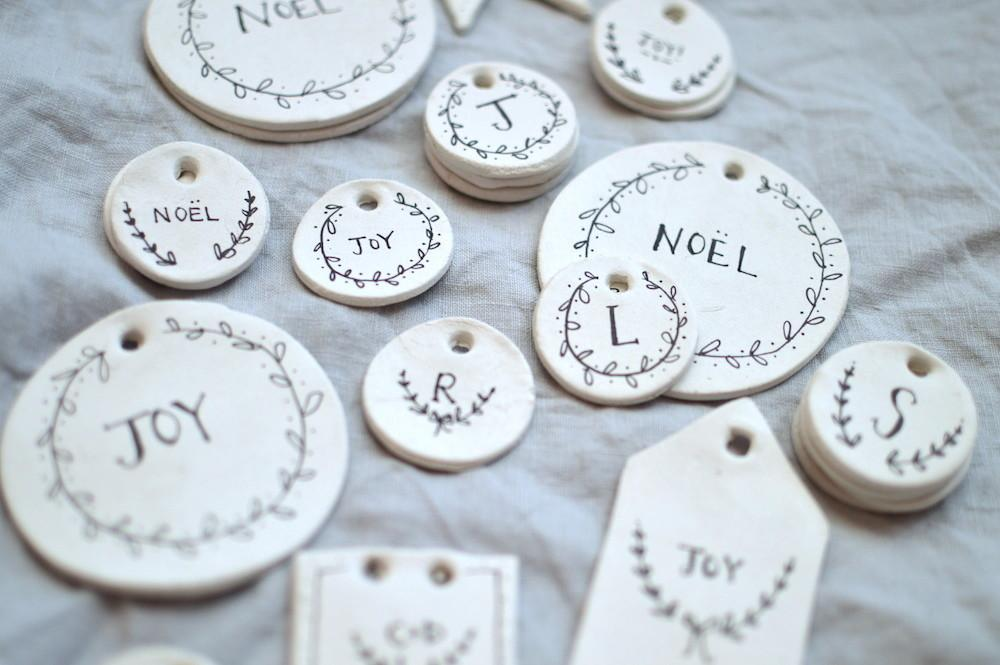 Christmas Diy Clay Ornaments Sprunting