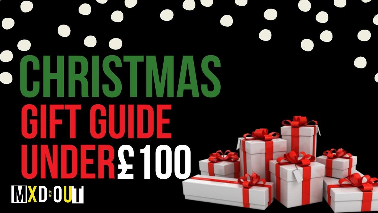 Christmas Gift Guide Under 100