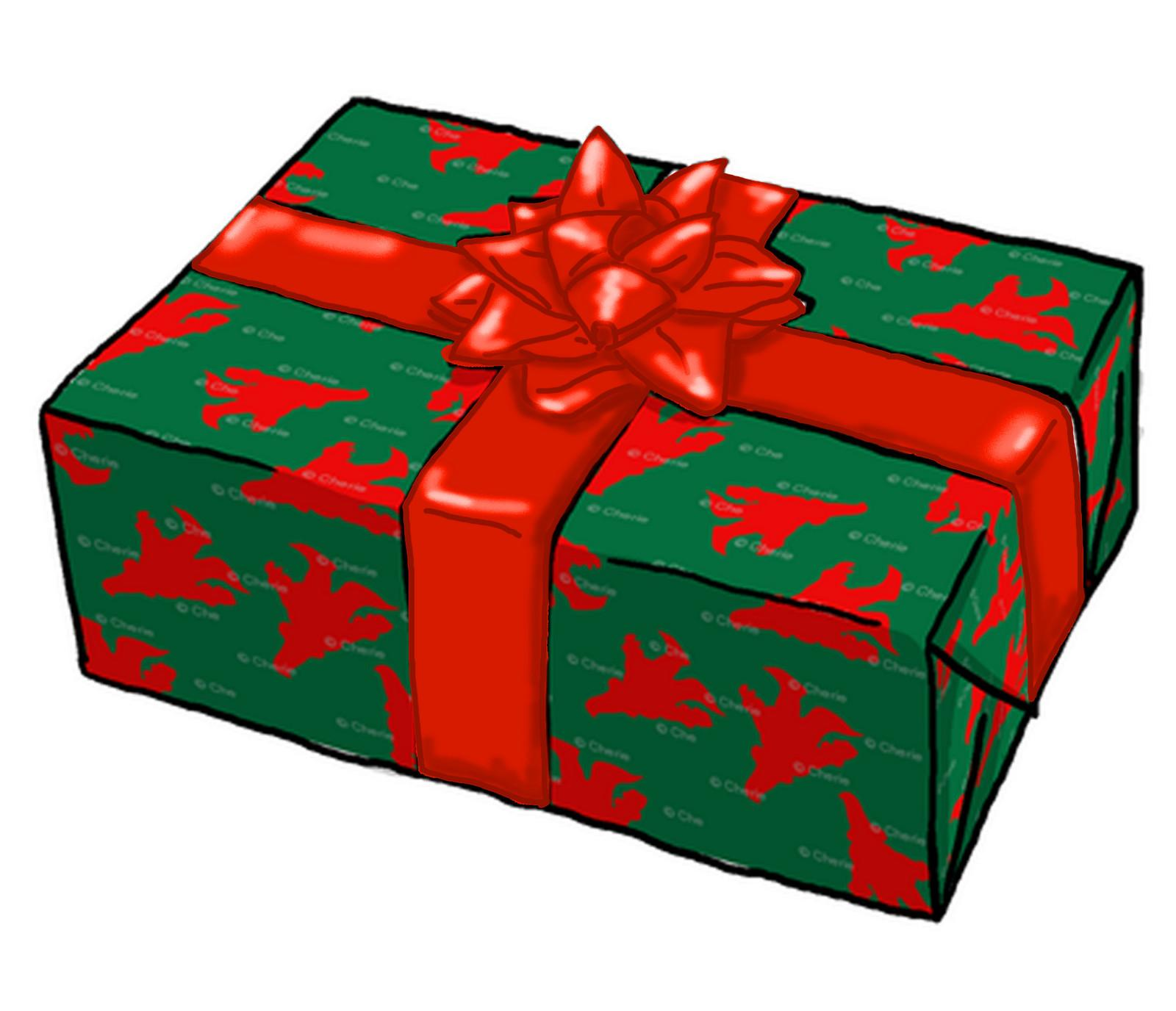 Christmas Gifts Clipart Best