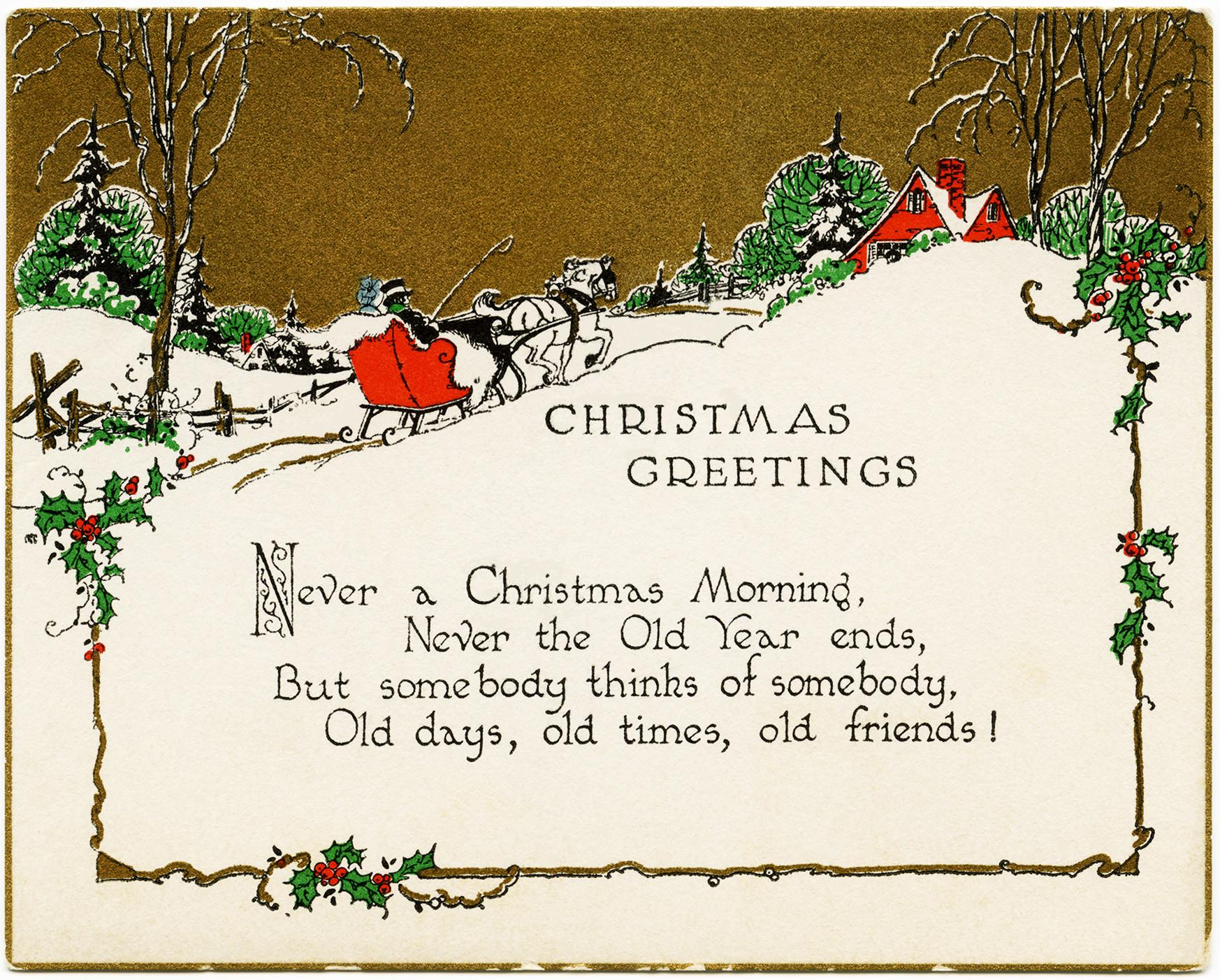Christmas Greeting Cards Christmasdaygreetings