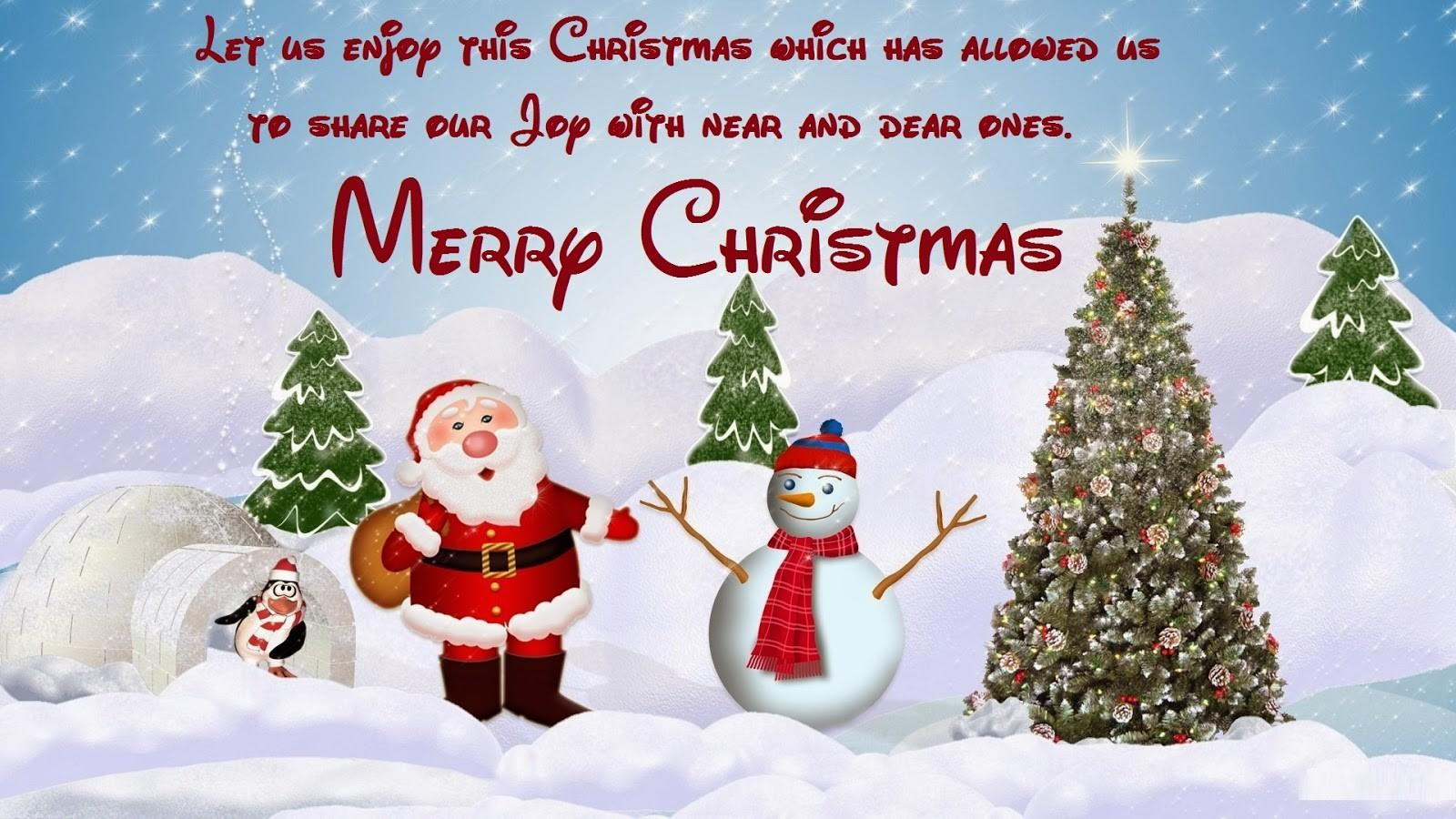 Christmas Greeting Quotes Top